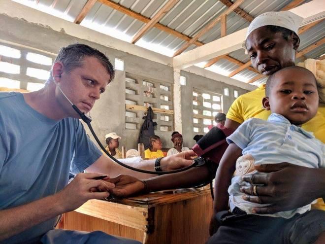 History Global Health Teams - Haiti Medical Volunteer
