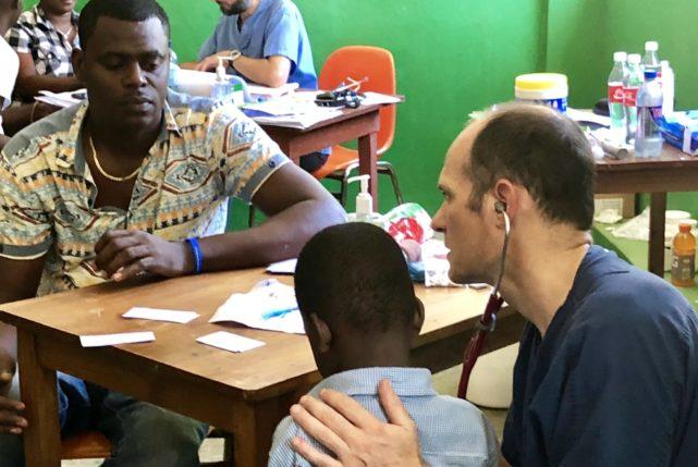 Haiti Medical Volunteer
