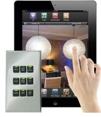 LiteTouch Savant Light Control with Dedicated Controller ...