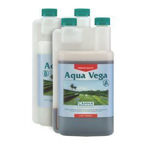 Canna Aqua Vega ( grow ) 1ltr's Set a+b