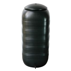 250 litre slimline water butt (inc lid and 13mm tap)