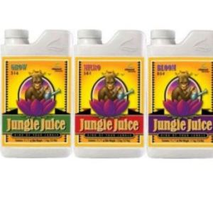 Jungle Juice Grow Micro and Bloom 1L x3
