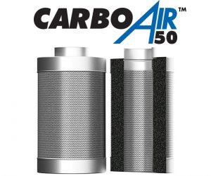 CarboAir Carbon Filter 250mm x 660mm