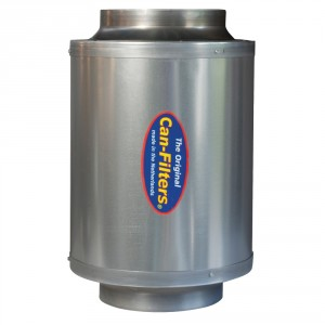 Can Filters Silencer 250mm