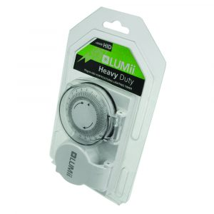 Lumii Heavy Duty 600w Timer 24 hr