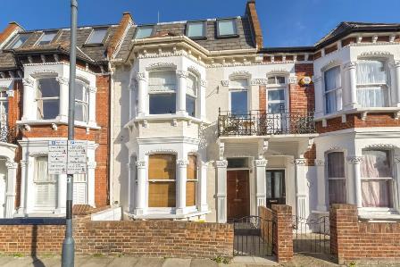 Londra Fulham bilocale in elegante palazzina  Global