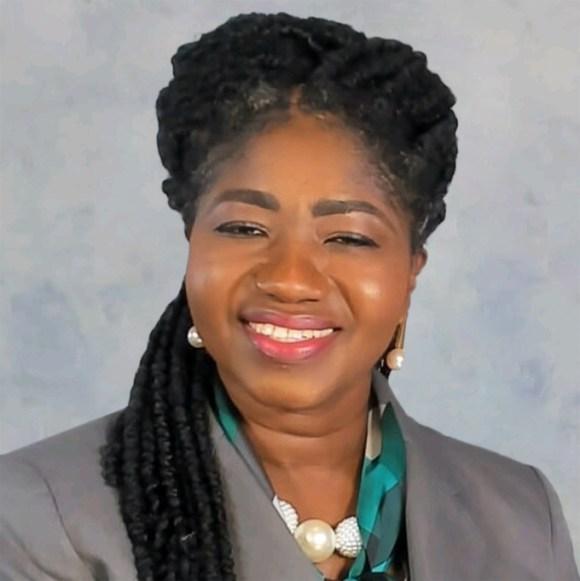 GIDI Board Member Dr. Bertha Ayi