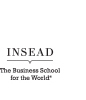 insead the business school of the world logo