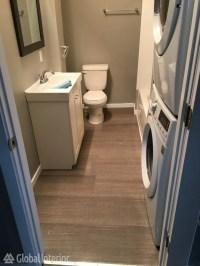 Bathroom Renovation. One Day Installation | Global Interior