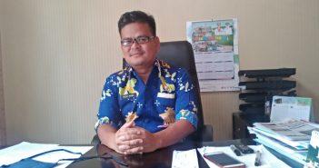 Kepala Dinas Parpora Kabupaten Kepahiang Tedy Adebah, S.T