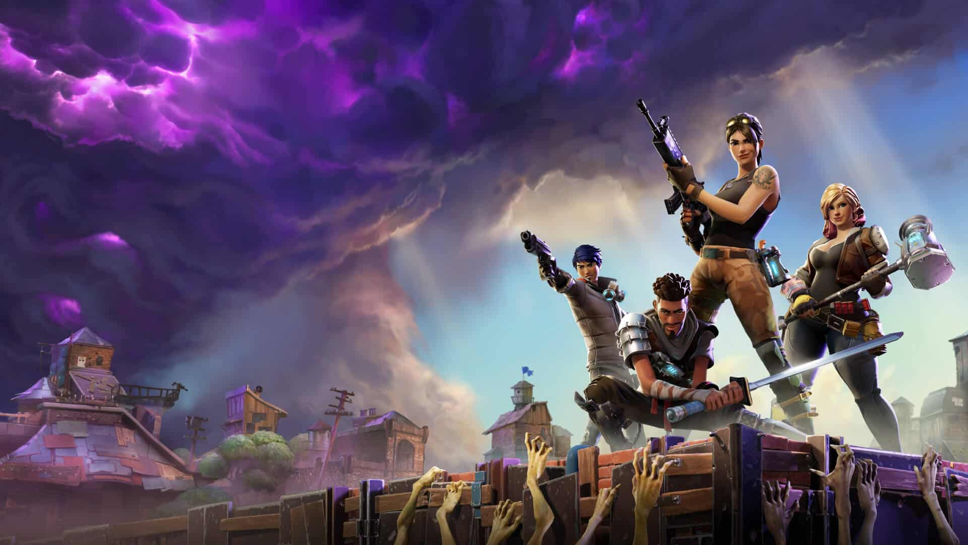 Good Quality Fortnite Wallpapers