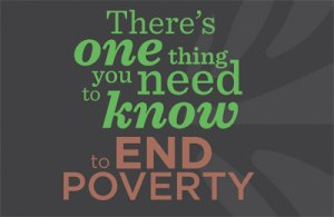 E-card — To fight poverty: Global Landscapes Forum