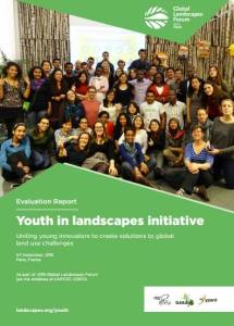 2015 Evaluation Report Youth in landscapes initiative