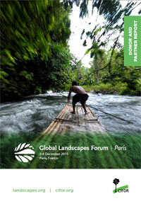 2015 Global Landscapes Forum Donor and Partner Report