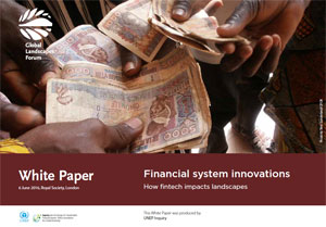 Financial system innovations: How fintech impacts landscapes