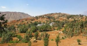 mountain landscape view - Restoration