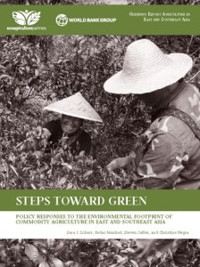 Steps Toward Green: Policy Responses to Commodity Agriculture in East and Southeast Asia
