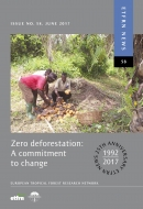 ETFRN News 58: Zero Deforestation: A commitment to change