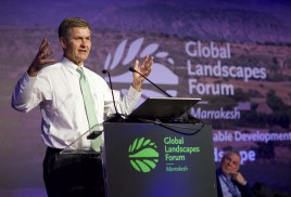 UNEP's Erik Solheim:  Putting landscapes first to green up the environment