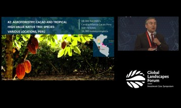 Restoration investments in Latin America through the financial partners of Initiative 20×20