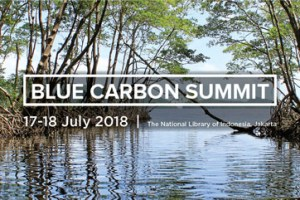 Media availability schedule for the Blue Carbon Summit