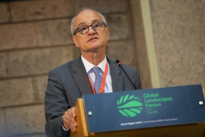 Give local communities stewardship, not pressure, says One World – No Hunger leader