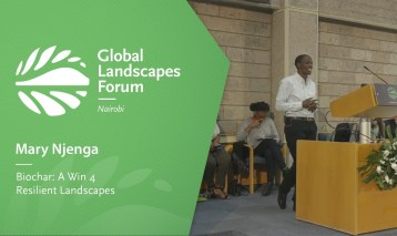 Mary Njenga – Biochar A Win 4 Resilient Landscapes