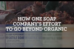 How Bronner's soap goes beyond organic to give back to the land and its people
