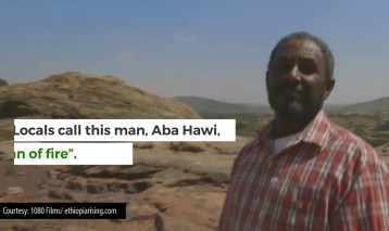 Ethiopia: A man of fire bringing land back to life