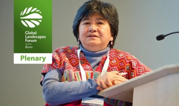 Joan Carling – Closing Plenary GLF Bonn 2018