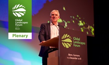 Jochen Flasbarth – Opening plenary GLF Bonn 2018