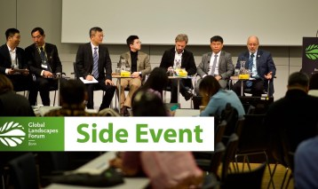 Side Event 4: Bamboo for restoration and economic development