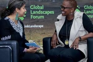 Wanjira Maathai: We had a momentum at AFR 100