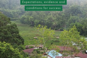 Tropenbos International launches book on community forest rights at GLF Bonn