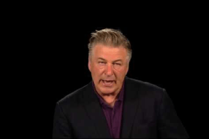 Alec Baldwin (video address) GLF Bonn 2019