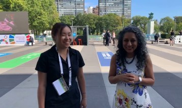 Live Interview at GLF New York 2019 with Kavita Prakash-Mani