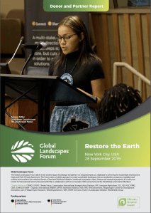 GLF New York 2019 Donor and Partner Report