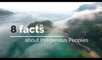 8 Facts about Indigenous Peoples