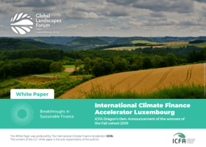 International Climate Finance Accelerator Luxembourg – White paper