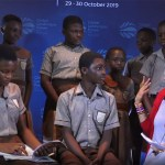 Students from Wisdom Ways Academy Ghana – GLF Accra 2019