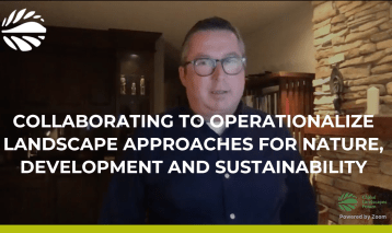 Collaborating to operationalize landscape approaches for nature, development and sustainability (COLANDS)