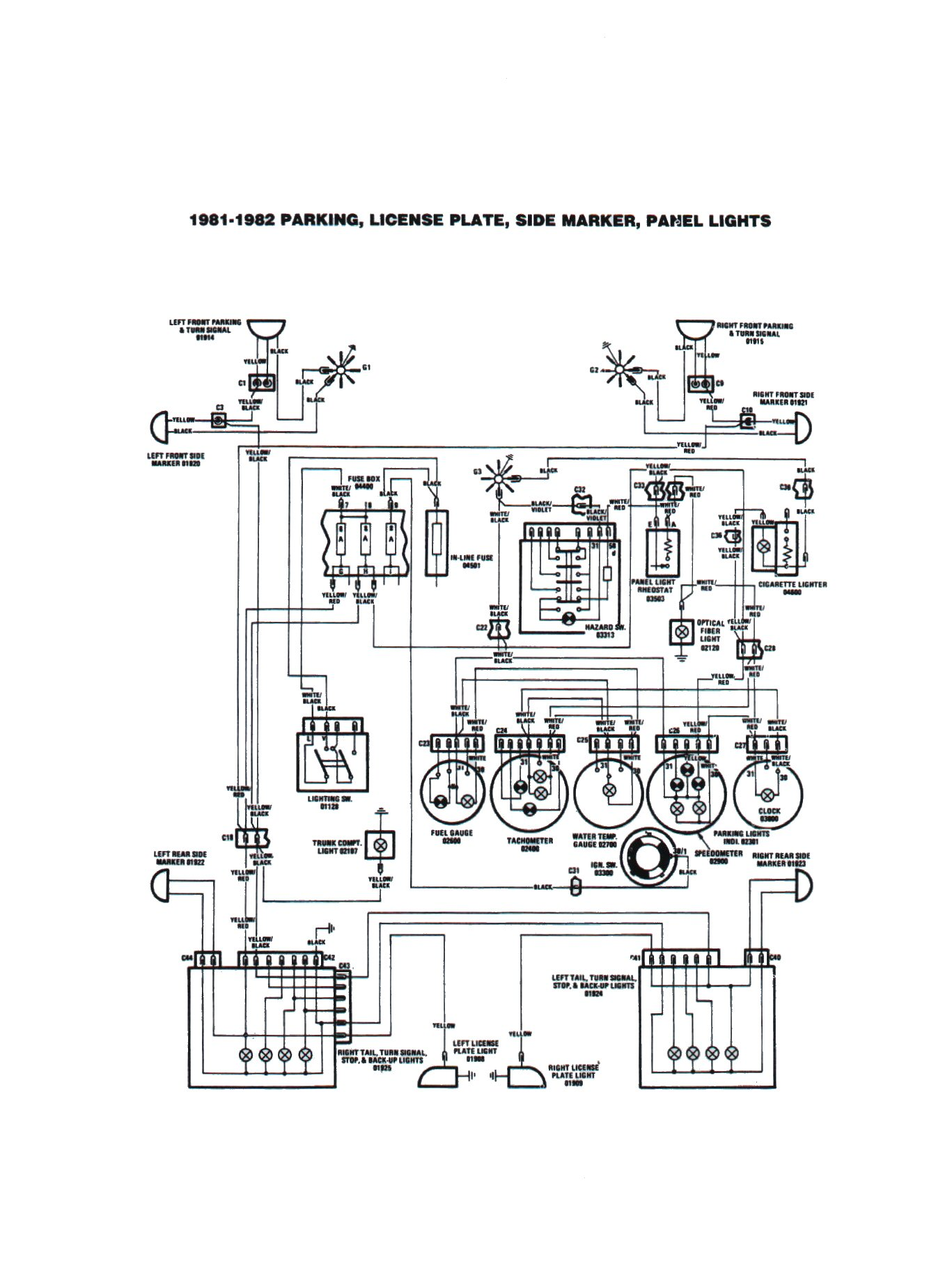 Wiring Diagram PDF: 124 Spider Wiring Diagram