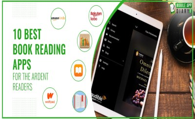 10 Best eBook Reading Apps For The Ardent Readers