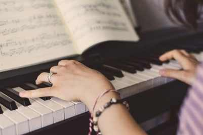 Music as stress relief exercise