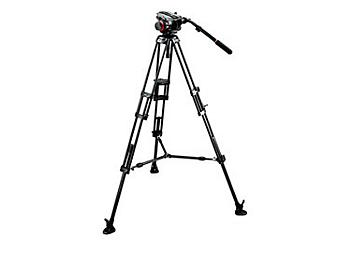 Manfrotto 504HD-546BK Tripod