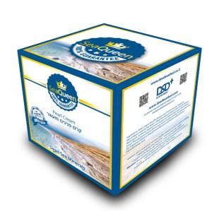 SEA QUEEN pearl cream box