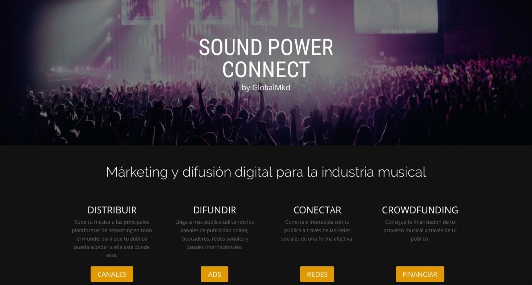 marketing digital para artistas