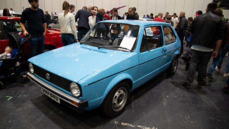 VW GOLF MK1 NEVER GETS OLD