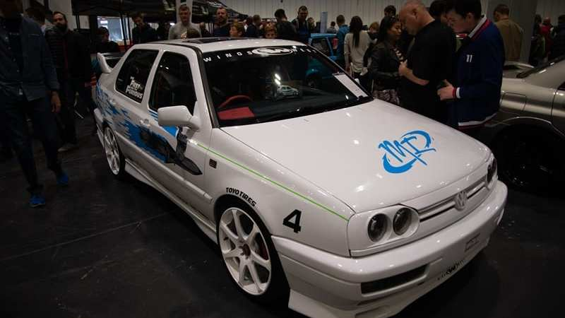 VW JETTA FAST AN FURIOUS REPLICA