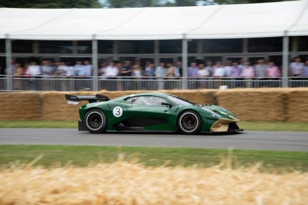 Hyper-car Brabham at Goodwood Festival Of Speed